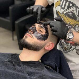 Новая услуга: чёрная маска