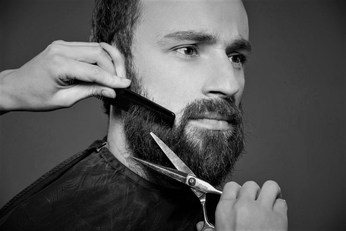 Рецепты масок для бороды