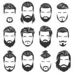 виды бород у мужчин